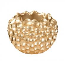 Dimond 9166-030 - Vivo Coral Texture Vessel In Gold