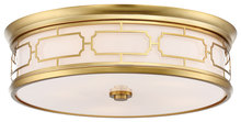Minka-Lavery 1826-249 - 5 Light Flush Mount