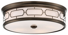Minka-Lavery 1826-281 - 5 Light Flush Mount