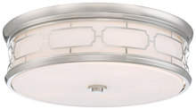 Minka-Lavery 1826-613 - 5 Light Flush Mount