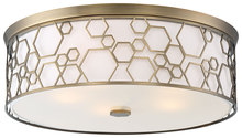 Minka-Lavery 1845-108 - 5 Light Flush Mount
