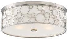 Minka-Lavery 1845-84 - 5 Light Flush Mount