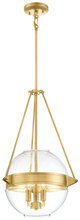 Minka-Lavery 2291-249 - 3 Light Pendant