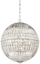 Minka-Lavery 2356-77 - 6 Light Pendant