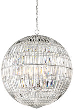 Minka-Lavery 2358-77 - 8 Light Pendant
