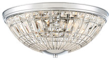 Minka-Lavery 2375-77 - 5 Light Flush Mount