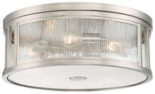 Minka-Lavery 3169-84 - 5 Light Flush Mount