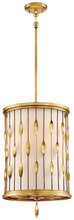 Minka-Lavery 4053-571 - 3 Light Pendant
