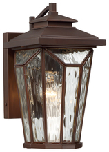 Minka-Lavery 72511-246 - 1 Light Outdoor Wall Light