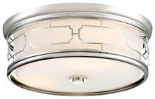 Minka-Lavery 826-613 - 3 Light Flush Mount