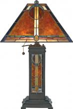 Quoizel NX615TVA - Museum of New Mexico Table Lamp