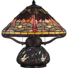 Quoizel TF1851TIB - Tiffany Table Lamp