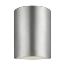 Sea Gull 7813801-753 - One Light Outdoor Ceiling Flush Mount