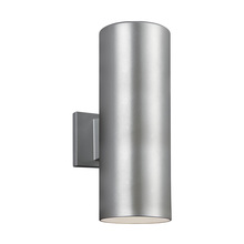 Sea Gull 8313802-753 - Two Light Outdoor Wall Lantern