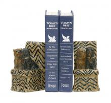 Sterling Industries 91-2271 - Pair Millionaire Pet Bookends