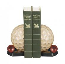 Sterling Industries 91-4805 - Tee Time Bookends