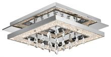 Elan 83052 - LED 1 (light) Square Flush Mount