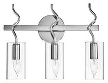 Elan 83169 - Three Light Chrome Vanity