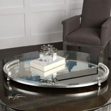 Uttermost 20116 - Uttermost Egidio Mirrored Oval Tray